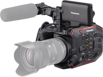 Rent: Panasonic EVA1 Compact 5.7K Super 35mm Cinema Camera