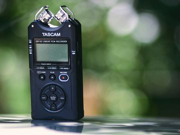Rent: Tascam DR-05 Portable Stereo Recorder