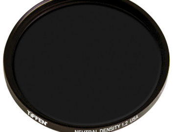 Rent: Tiffen 82mm Neutral Density and Polarizer Filter Set