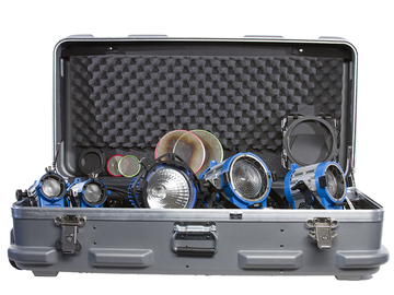 Rent: 5 Head - Arri Light Kit.