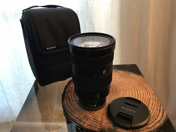 Rent: Sony G Master 24-70mm f/2.8 Lens