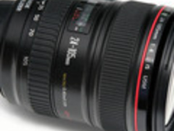 Rent: Canon 24-105mm Zoom