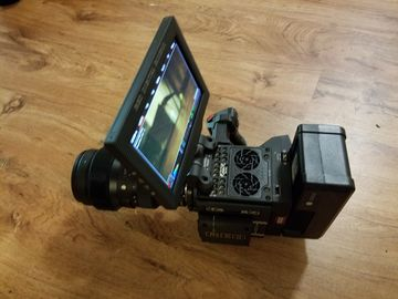 "Rent: Red Epic-W Gemini 5k with sweet 7"" Monitor"