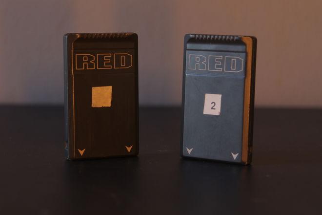 2 RED MINI-MAG - 120GB