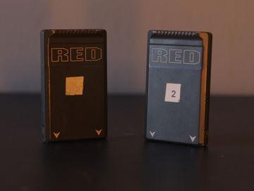Rent: 2 RED MINI-MAG - 120GB