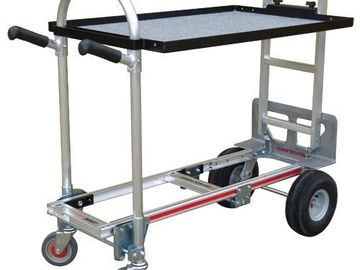 Rent:  Magliner junior camera cart  w/tripod hooks