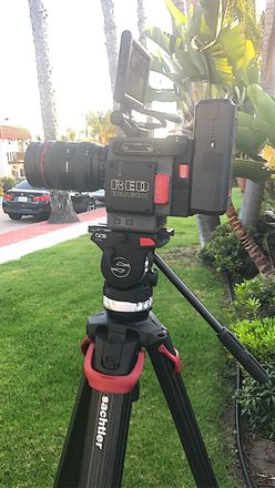 RED Scarlet-W Dragon 5K (BASIC PACKAGE)