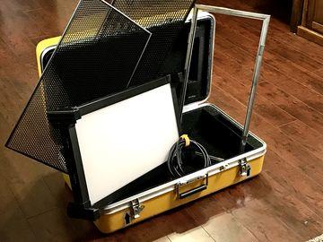 Rent: Kino Flo Celeb 200 DMX LED Kit