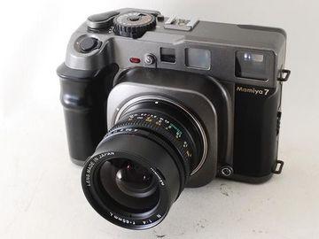Rent: Mamiya 65mm Lens for Steven Kan