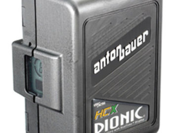 Rent: Anton Bauer DIONIC HCX Battery