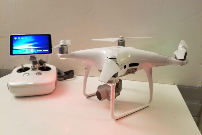 FAA License Pilot w/DJI Phantom 4 Pro Plus
