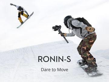 Rent: NEW DJI RONIN-S GIMBAL