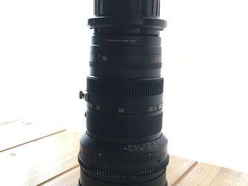Rent: Super 16 - Zeiss 12-120mm t/2.4
