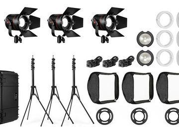 Fiilex P360EX Kit + Full Accessories