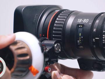 Rent: Canon CN-E 18-80mm T4.4 COMPACT-SERVO Cinema Zoom Lens