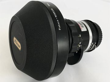 Rent: Nikon 8mm 2.8 Fisheye w/ EF Mount adaptor