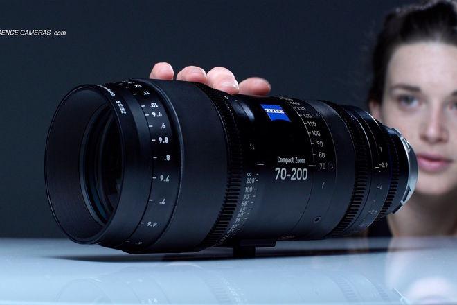 ZEISS CZ2 70-200mm T2.9 PL/EF Full Frame CINE ZOOM