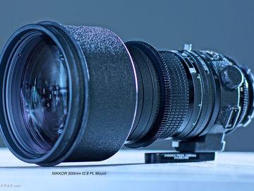 Rent: Nikkor 300mm T2.8 PL Mount Full Frame Cine