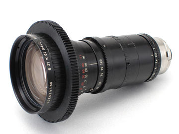 Rent:  Angenieux S16 12-120 T2.8 B/PL mount super 16 zoom lens