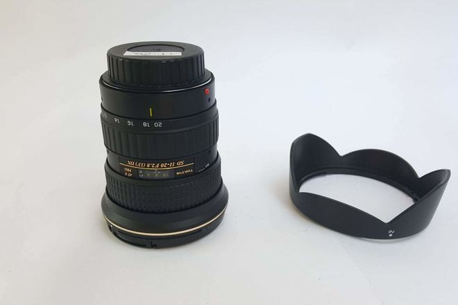 Tokina AT-X 11-20mm f/2.8 Pro Dx