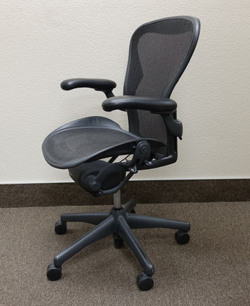 Rent A Herman Miller Aeron Chair Size B Sharegrid Los Angeles