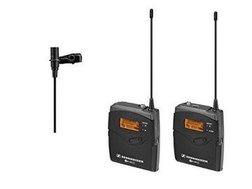 Rent: Zoom h4n, senheiser g3, rode ntg2 + boompole indy audio kit