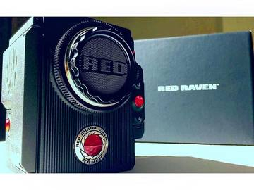 Rent: Red Raven Body + Basic Accessories Package