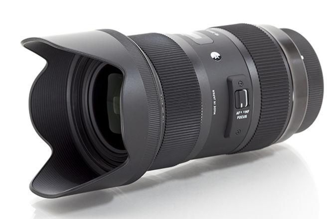 Sigma 18-35mm f/1.8 DC HSM Art - Canon EF Mount