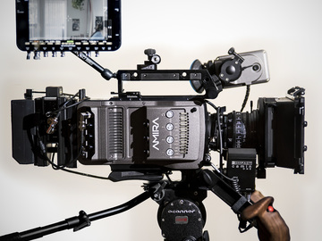 Rent: ARRI Amira & ZEISS Super Speeds MkIII Full WIRELESS Package