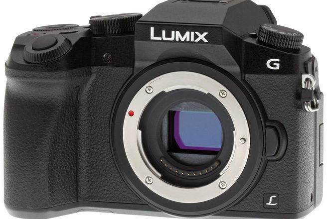 Panasonic Lumix DMC-G7 Digital Camera w/ 14-42mm f3.5-5.5