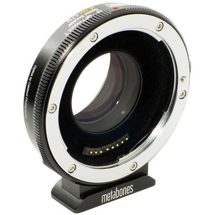 Metabones Speed Booster Ultra 0.71x Canon EF-Mount to MF4/3