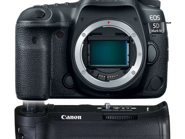 Rent: Canon EOS 5D Mark IV Kit with Canon Log Upgrade