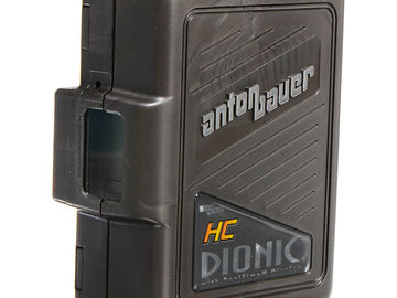 Rent: Anton Bauer DIONIC HC Battery x4 & Charger