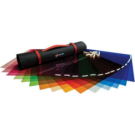 """Digital Juice Set of 15: Color Correction Gel Kit (20 x 24"""")"""