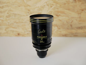 Rent: COOKE ANAMORPHIC SPECIAL FLARE/i 25MM