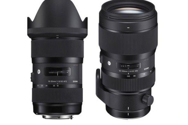 BUNDLE: Sigma 18-35mm & Metabones 0.71x Canon EF-M4/3