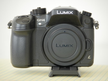 Rent: Panasonic GH4 Body + 2 Batteries (1 of 2)