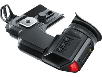 Rent: Ursa and Ursa Mini viewfinder, 4-pin power, 3-G SDI