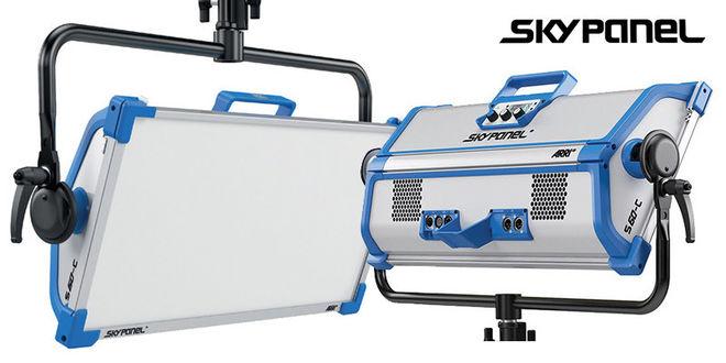 Arri Skypanel S60-C (w/ Road Case)