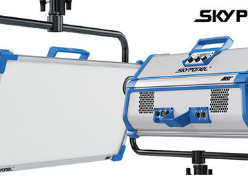 Rent: Arri Skypanel S60-C (w/ Road Case)