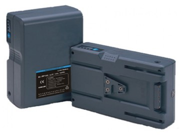 Rent: Two V-mount batteries, with D-tap.