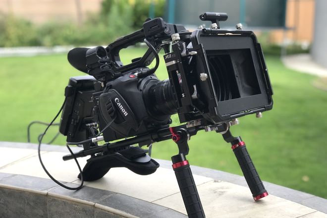 Rent a Canon EOS C200 4K Raw Shoulder Rig Kit , Best Prices | ShareGrid Los  Angeles