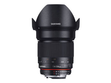 Rent: Samyang 24mm f/1.4 ED AS UMC *same as Rokinon*