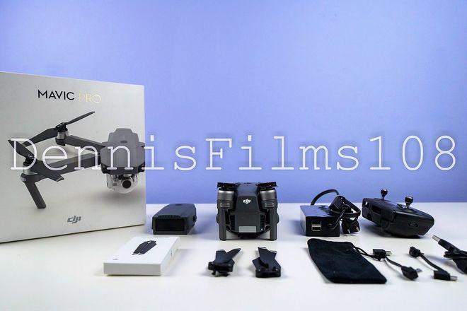 DJI Mavic Pro Drone • Accessories