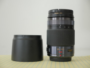 Rent: Panasonic LUMIX G X VARIO 35-100mm/F2.8