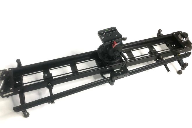 Kessler CineSlider 3-ft w/ Parallax & Manfrotto Head