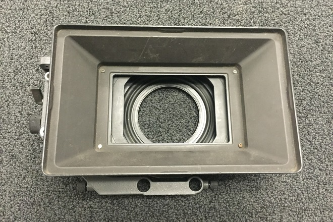 Arri MB-19 Matte box with Tiffen Filters
