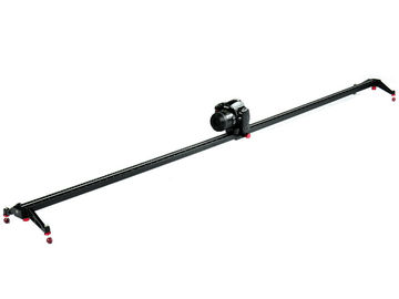 "Rent: 72"" camera slider with rolling case"