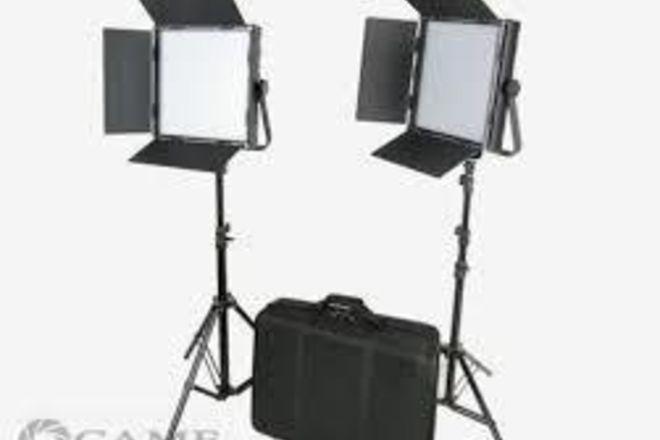CAME-TV High CRI Bi-Color 1024 LED Video Lights