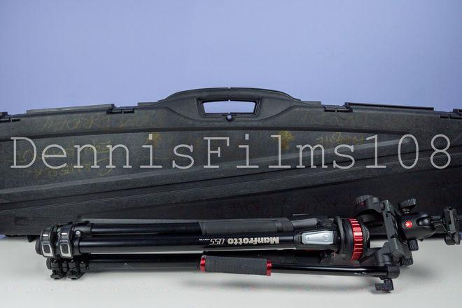 Motorized Camera Slider • Manfrotto Tripod Kit